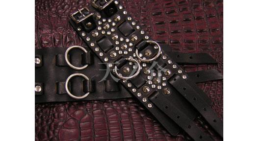 Bondage Wrist Restraints all Hand Made