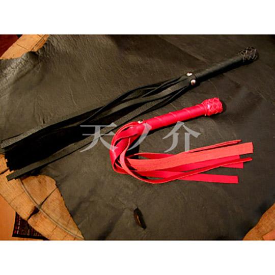 Mini Baramuchi Leather Flogger