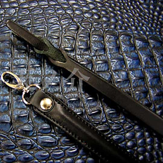 Shot G Leather Spanking Strap Medium