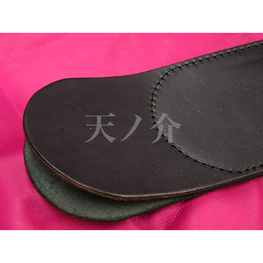 Spanking Shot Leather Paddle