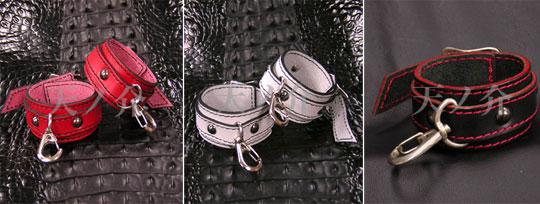 Wrist Bondage Cuffs by Tennosuke