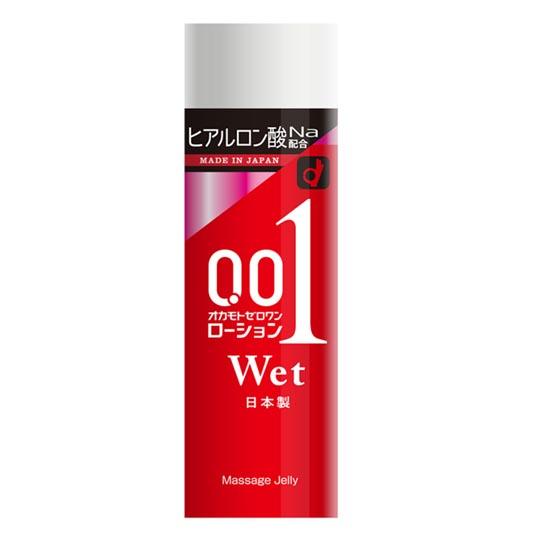 Okamoto Zero One Wet Massage Gel
