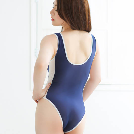 Sheer School Swimwear