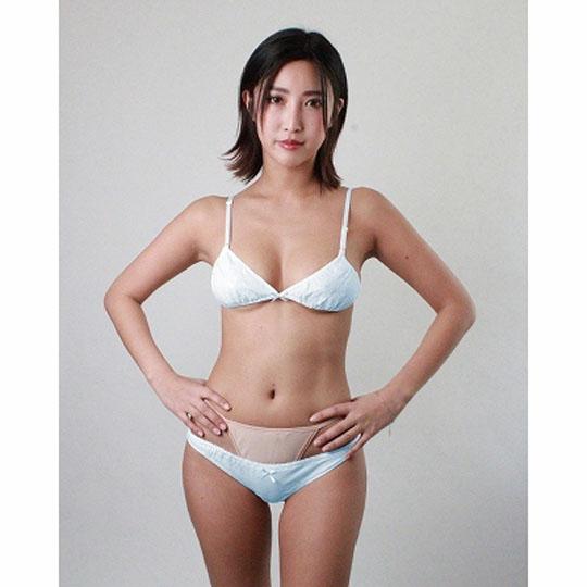 Comfortable Cotton Lace Lingerie Set
