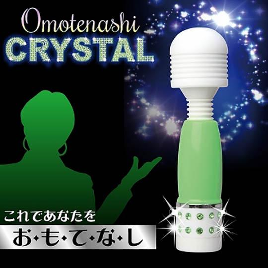 Omotenashi Crystal Denma Massager Vibrator