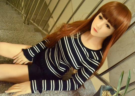 Karin Real Doll