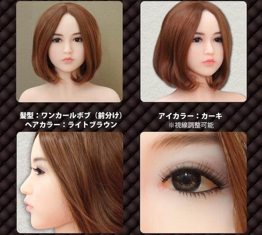 Yuka Real Doll