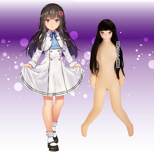 Classmate Aozora Fuka Blow-Up Air Doll
