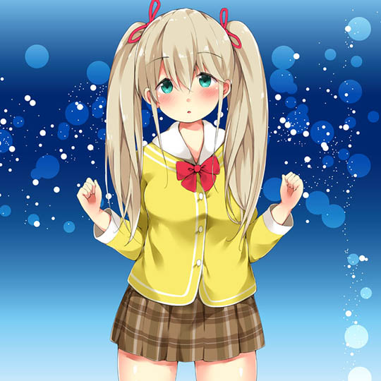 Classmate Suzukaze Miu Blow-Up Air Doll