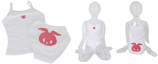 Usahane Air Doll Camisole & Panties