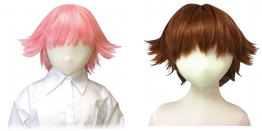 Usahane Air Doll Wigs Short