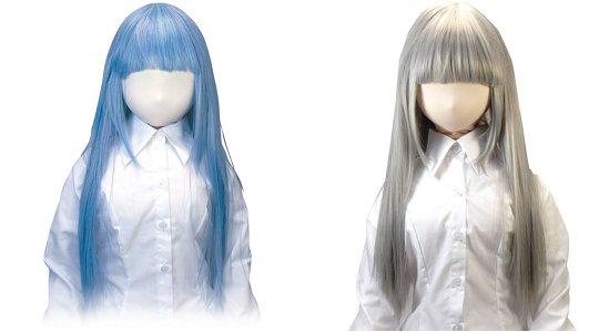 Usahane Air Doll Wigs Long