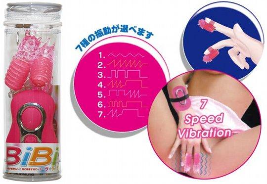 BiBi Finger Vibrators