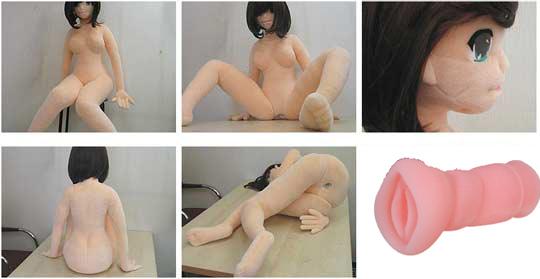 Aoi Himeno Plush Love Doll
