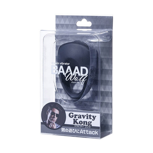 Baaad Wolf Gravity Kong Cock Ring