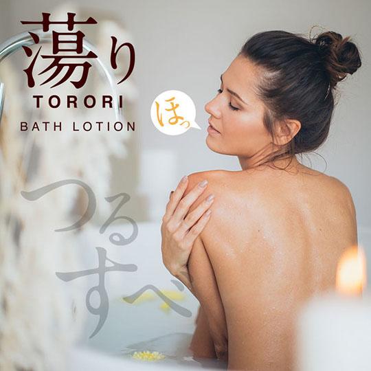 Torori Bath Lotion Fruit Scent Lube