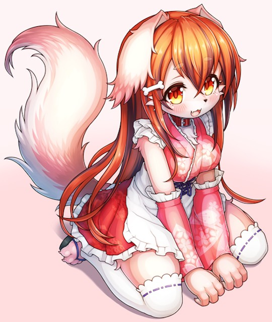 Kemono Hime Animal Princess Sex Doll
